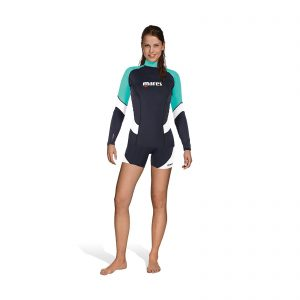 Mares Rash Guard L/S she dives